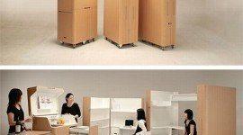 Muebles plegables y portables Kenchikakagu