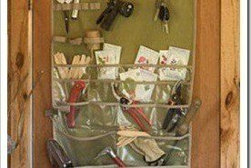 Organizador para herramientas