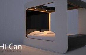 Hi-Can. El Ferrari de las camas