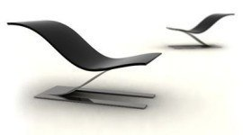 Glide, una silla de fina línea