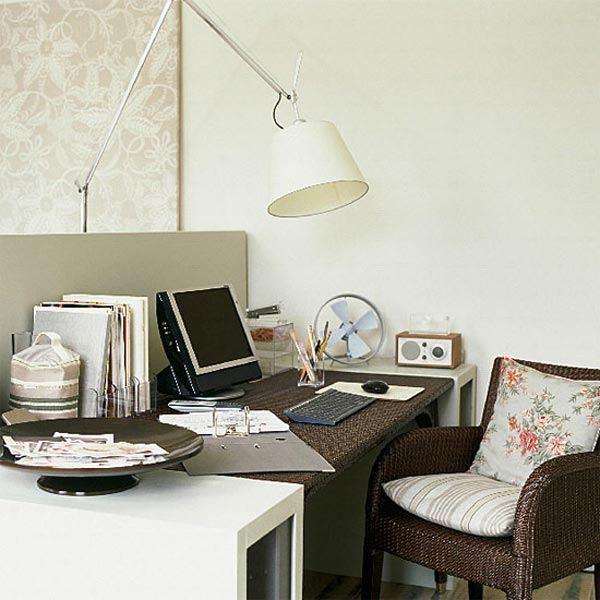 Oficina en casa - Decoracion despacho en casa ...