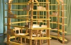 Biblioteca iglú