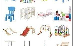 Productos de Ikea para decorar el dormitorio infantil