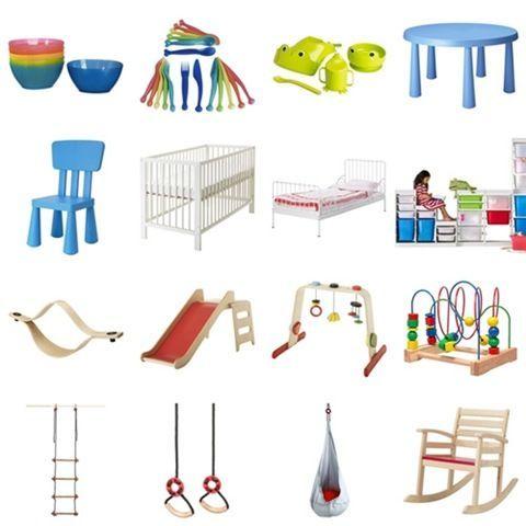 Productos de ikea para decorar el dormitorio infantil - Todos los productos de ikea ...