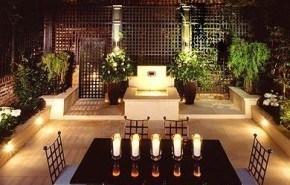 Iluminación   Jardines