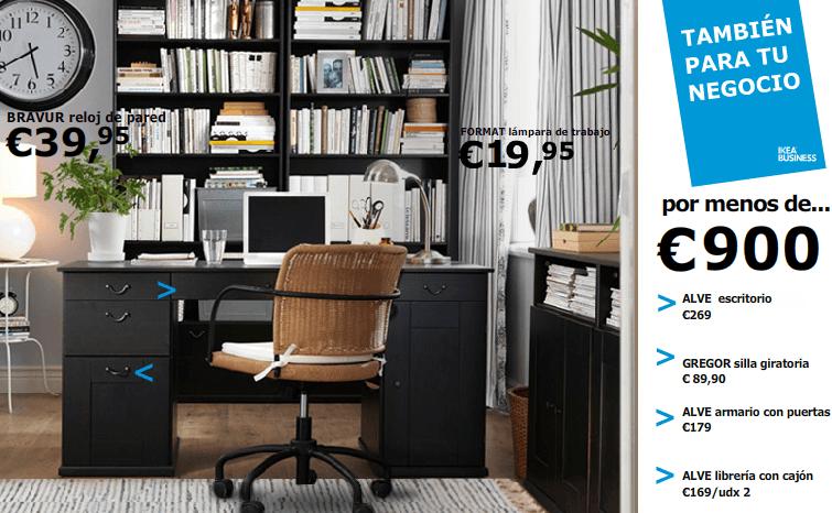 Ikea Business 2016 muebles oficina  EspacioHogarcom