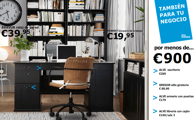 Muebles Oficina Ikea : Ikea business muebles oficina espaciohogar