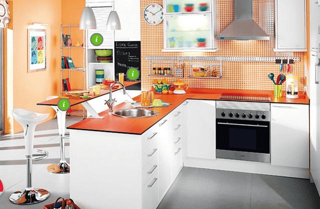 Muebles de cocina baratos for Precio montaje cocina leroy merlin