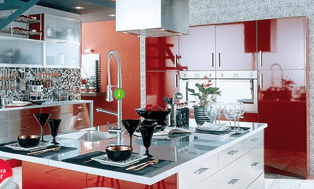 Muebles de cocina baratos for Cocinas de cocinar precios