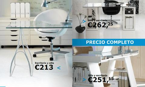 Ikea Business Modelos 2015 muebles transparentes