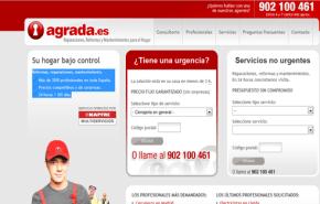 Agrada.es portal multiservicios de Mapfre | Hogar, comunidades, empresas