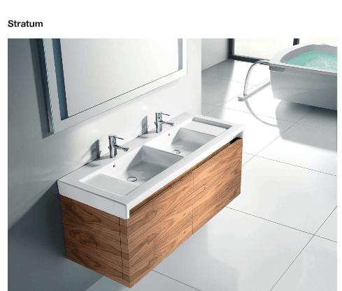 Muebles baño Roca