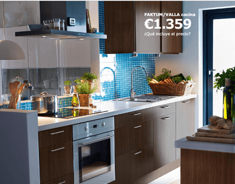 Cat logo cocinas ikea 2017 - Cocinas completas con electrodomesticos ...