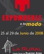 Se inauguró ExpoMueble 2008 en Buenos Aires