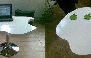 Mesa Apple para tu habitación