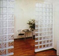 Utiliza ladrillos de vidrio para ganar luminosidad - Como colocar ladrillos de vidrio ...