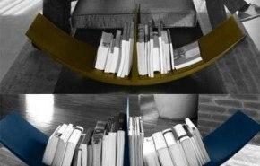 Laica, una forma original de acomodar tus libros