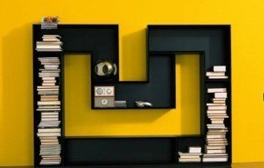 Mueble Biblioteca | M-shaped