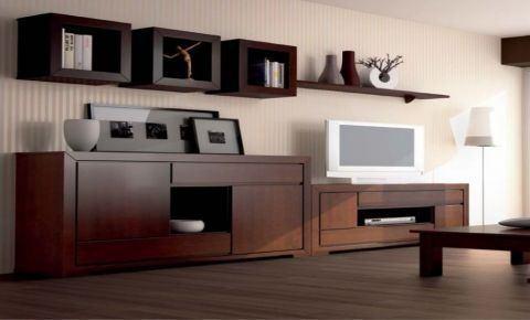 Muebles rustiko rebajas verano 2014 - Salon colonial moderno ...