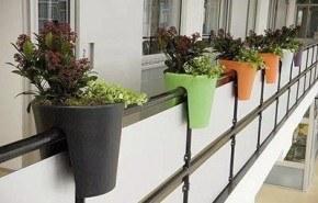 Macetas para el balcón On The Edge Pots