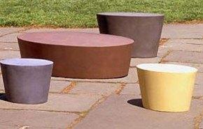 Piedras decorativas de diseño
