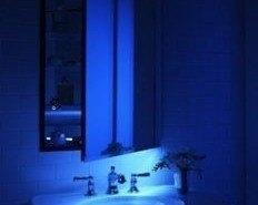 Iluminación LED para el baño