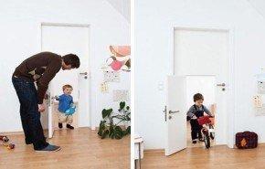 Puertas infantiles