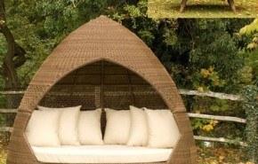 Sofa exteriores