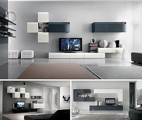 Muebles Modulares   Interior Design I