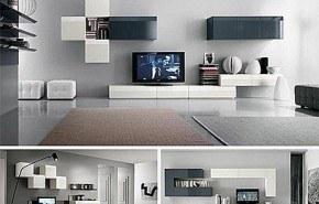 Muebles modulares | salón