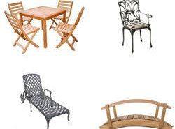 Los 5 materiales más aptos para muebles de exterior y cómo cuidarlos