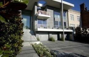 Hermosa casa en San Francisco diseñada por Lundberg Design