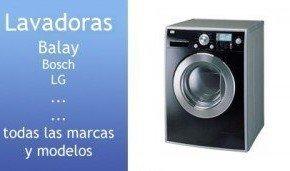 Lavadoras ¿Donde comprar Online?