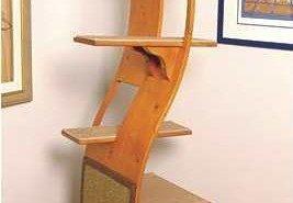 Mueble para gatos