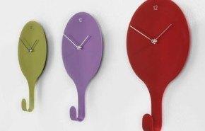 2 x 1: perchero y reloj