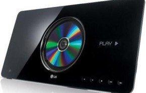 Reproductor de DVD LG DVS450H