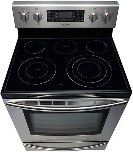 Nuevas cocinas el ctricas de samsung for Cocinas induccion precios