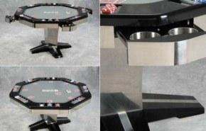 Mesa de poker de Mark Lackley