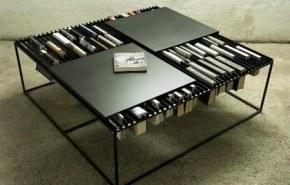 Mesa biblioteca