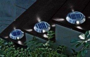 Solar Deck Light, luminaria ecológica para exteriores