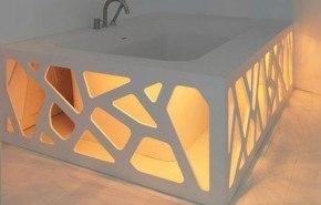 Bañeras modernas de Stocco
