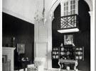 Logra un estilo gótico con negro y blanco