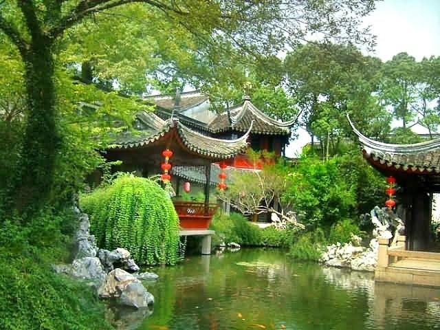 Jard n oriental for Jardines pequenos orientales
