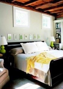 techo alto madera