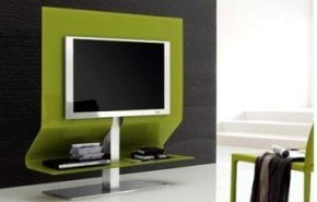 Muebles para pantallas planas