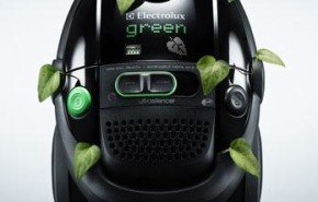 Ultrasilencer Green, el nuevo aspirador ecológico de Electrolux