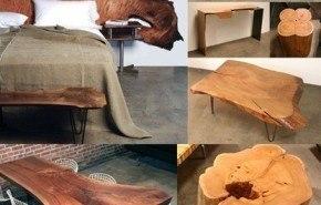 Urban Hardwoods, muebles de madera únicos