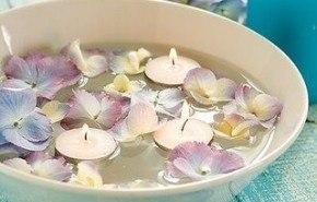 Decora y aromatiza tu hogar con pétalos de flores