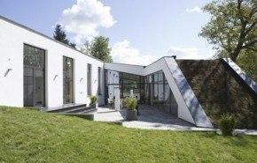 Villa UH1, integrando la naturaleza con el hogar