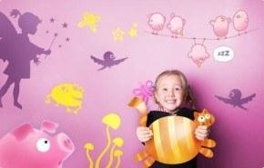 Vinilos decorativos infantiles 2010